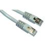 Gembird FTP kat.6 RJ45 patch kábel  0.25m  szürke