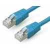 Gembird FTP kat.6 RJ45 patch kábel  2m  kék