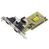 Gembird PCI két párhuzamos port kártya