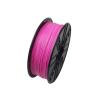 Gembird Press string (izzószál) PLA, 1,75 mm, 1 kg, rózsaszín