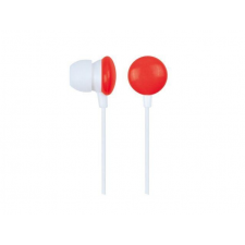 Gembird Stereo In-Earphones MP3  red headset & mikrofon