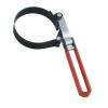 Genius Tools Olajszűrő leszedő kulcs fém szalaggal, Ø85-95 mm