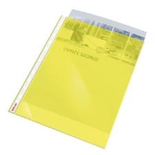 Genotherm A/4 lefűzhető színes 55mn sárga naptár, kalendárium