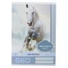 Geo: fehér lovas A5-ös szótár füzet - 31-32