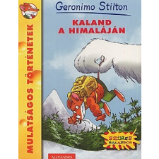 Geronimo Stilton Kaland a Himaláján! gyermek- és ifjúsági könyv