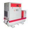 GGA - Csavarkompresszor 11 kW, 10 bar, tartállyal és hűtve szárítóval
