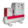 GGA - Csavarkompresszor 5,5 kW, 12 bar, tartállyal és hűtve szárítóval