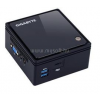 Gigabyte PC BRIX Ultra Compact | Celeron J3160 1.6|4GB|0GB SSD|0GB HDD|Intel HD|NO OS|2év (GB-BACE-3160_4GB_S)