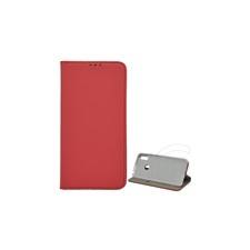 Gigapack Huawei Y7/Y7 Prime (2019) flip bőrtok (piros) tok és táska