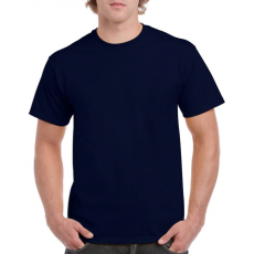 GILDAN 5000 kereknyakú póló navy színben