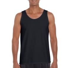 GILDAN Softstyle fekete színű trikó