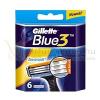Gillette Blue3 Borotvapenge 6 db