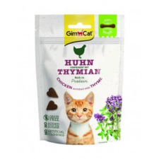 GimCat Soft Snack csirke kakukkfűvel 60g jutalomfalat macskáknak