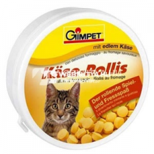 GIMPET Kase-Rollis sajtos tabletta 400 db vitamin, táplálékkiegészítő macskáknak