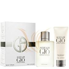 Giorgio Armani Acqua di Gio Pour Homme Szett 50+75 kozmetikai ajándékcsomag