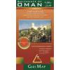 Gizi Map Omán és az Egyesült Arab Emirátusok térkép - Gizimap