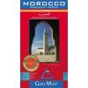 Gizimap Marokkó térkép