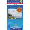 Gizimap Szent Ilona szigete / St. Helena and Dependencies térkép