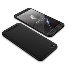 GKK 360 Protection telefontok hátlap tok Első és hátsó tok telefontok hátlap az egész testet fedő Xiaomi redmi 5A fekete tok és táska