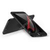 GKK Apple iPhone 6 Plus/6S Plus hátlap - GKK 360 Full Protection 3in1 - fekete