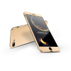 GKK Apple iPhone 7 Plus/8 Plus hátlap - GKK 360 Full Protection 3in1 - gold