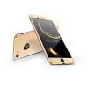 GKK Apple iPhone 8 hátlap - GKK 360 Full Protection 3in1 - Logo - gold