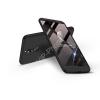 GKK Huawei Mate 10 Lite hátlap - GKK 360 Full Protection 3in1 - fekete