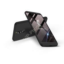 GKK Huawei Mate 10 Lite hátlap - GKK 360 Full Protection 3in1 - fekete tok és táska