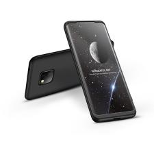 GKK Huawei Mate 20 Pro hátlap - GKK 360 Full Protection 3in1 - fekete tok és táska