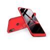GKK Huawei P20 Lite hátlap - GKK 360 Full Protection 3in1 - piros