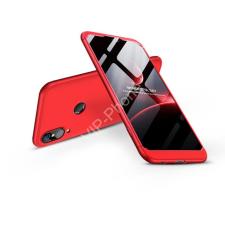 GKK Huawei P20 Lite hátlap - GKK 360 Full Protection 3in1 - piros tok és táska