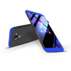 GKK Samsung A600F Galaxy A6 (2018) hátlap - GKK 360 Full Protection 3in1 - fekete/kék