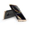 GKK Samsung G965F Galaxy S9 Plus hátlap - GKK 360 Full Protection 3in1 - fekete/arany