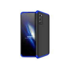 GKK Samsung G980F Galaxy S20 hátlap - GKK 360 Full Protection 3in1 - fekete/kék tok és táska