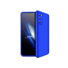 GKK Samsung G980F Galaxy S20 hátlap - GKK 360 Full Protection 3in1 - kék tok és táska