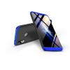 GKK Xiaomi Mi A2 Lite hátlap - GKK 360 Full Protection 3in1 - fekete/kék