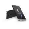 GKK Xiaomi Redmi 5 hátlap - GKK 360 Full Protection 3in1 - fekete/ezüst