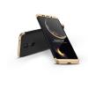 GKK Xiaomi Redmi 5 Plus hátlap - GKK 360 Full Protection 3in1 - fekete/arany