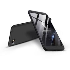 GKK Xiaomi Redmi 6A hátlap - GKK 360 Full Protection 3in1 - fekete tok és táska