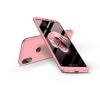 GKK Xiaomi Redmi Note 5/Note 5 Pro hátlap - GKK 360 Full Protection 3in1 - rose gold