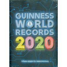 Glenday, Craig Guinness World Records 2020 – Guinness World Records idegen nyelvű könyv