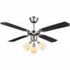GLOBO – lighting Globo 03350 REDONA  Mennyezeti ventilátor lámpával