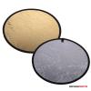 Godox Derítőlap 2in1 110 cm (arany, ezüst)