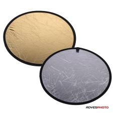 Godox Derítőlap 2in1 110 cm (arany, ezüst) derítőlap
