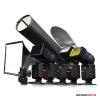 Godox univerzális rendszervaku fényterelő szett 6az1-ben