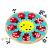 Goki Szerencsés katicabogarak fa társasjáték