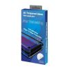 GoldSpin PMMA Samsung G980 Galaxy S20 teljes kijelzős üvegfólia, fekete
