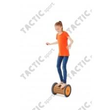 Gonge mozgásfejlesztő egyensúlyozó mókuskerék henger (dob), narancs szín fitness eszköz