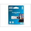 Goodram 8 GB USB pendrive - Goodram UTS2 - USB 2.0 - black/silver
