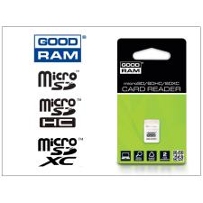 Goodram Goodram A020 OTG 2in1 microSD/microSDHC/microSDXC memóriakártya olvasó - microUSB és USB 2.0 csatlakozókkal tok és táska